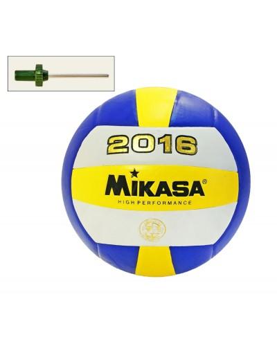 Мяч волейбол R07401  PVC