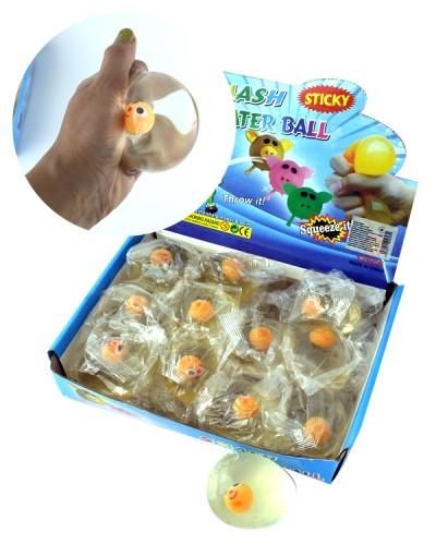 Лизун GM1710125 (12шт) яйцо , 2 вида,в боксе 12шт/цена за шт/