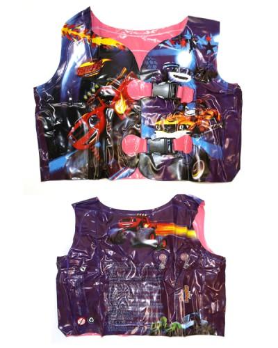 Жилет надувной LA17013-1  в пакете 40 см