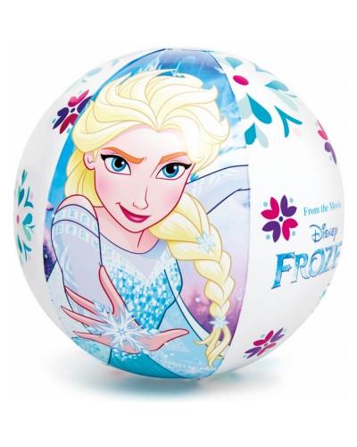 Мяч надувн. 58021 винил, (3+лет) 51см, в кор. Intex