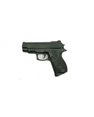 Пистолет 710  пульки в пакете 12*10см