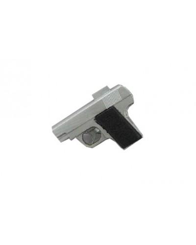 Пистолет 803  пульки в пакете 12,5*9,5см