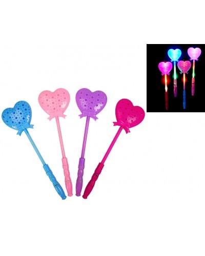 Волшебная палочка L02018H  4 цвета, свет,32 см, в пакете 12*40 см