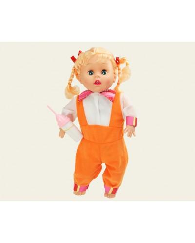 """Кукла функц """"Алекс"""" 8211-B8  батар, 6 звуков, пьет, в кор.22*10*43см"""