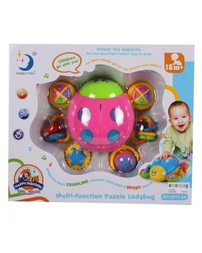 Развивающая игрушка 2012-6A  в кор. 34*29*11см