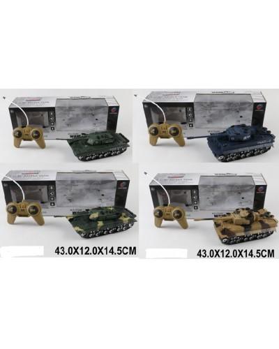 Танк батар.на р/у 369-33/34/35/36  в коробке 43*12*14,5см