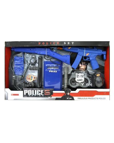 Полицейский набор 278-1/279-1  в кор.61*36*5см