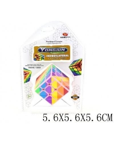 Кубик логика YJ8530 3*3, на планшетке 5,6*5,6*5,6см