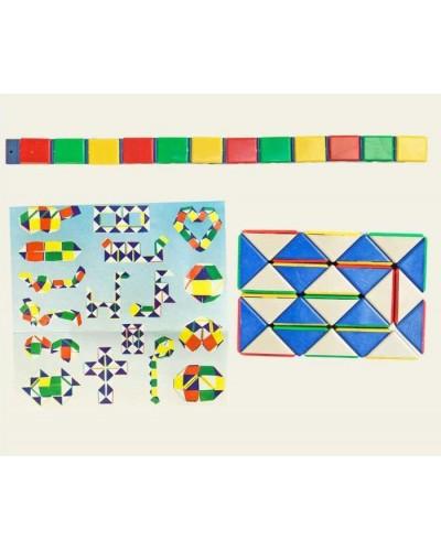 Логика-змейка 385-9  аналог TATA010,   в пакете 9*6*2,5см