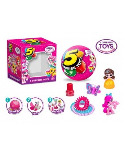 Герои 511   шар состоит из 5 сегментов в каждом игрушка, цена за 1шт,  диаметр шара 8,5см