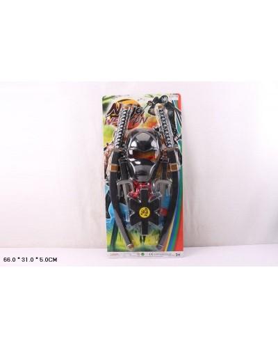 Игровой набор RZ1402  на планшетке 66*31*5 см