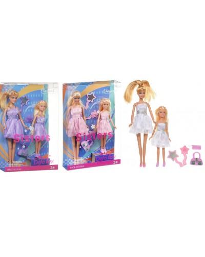 """Кукла """"Defa Lucy"""" 8126 3 вида, сестрички, аксесс, в кор."""
