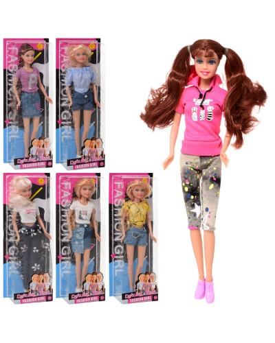 "Кукла ""Defa Lucy"" 8400 6 видов, в кор."