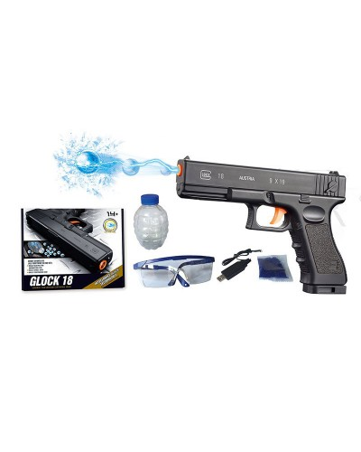 Пистолет аккум. SB422 вод. пули, аксессуары в компл., в кор.34*7,5*27см