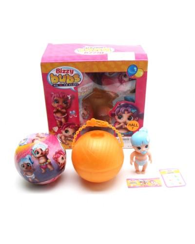"Кукла ""BB"" TBG391407 микс видов, в шаре, по 4 шт в дисплей-боксе /Цена за дисплей-б"