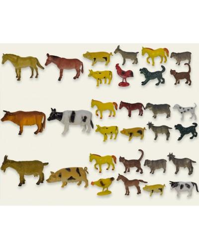 Животные H641 домашние, в пакете 20*15см