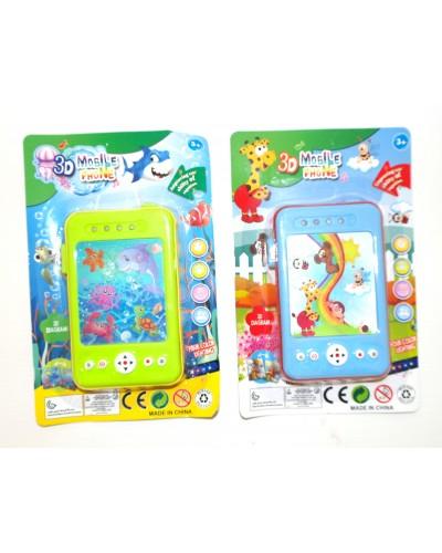 Моб.телефон 8103 (480шт/2) батар., 3 вида, на планшетке 18*11*9см