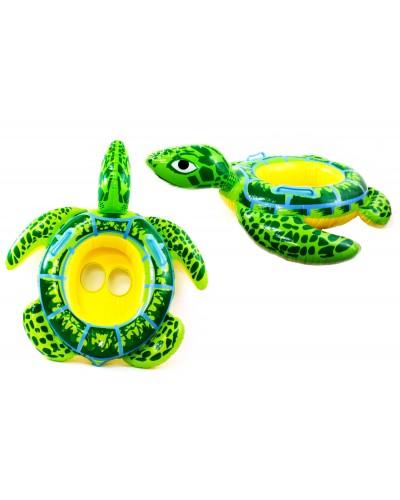 Надувной круг TT14005 Черепаха в пакете
