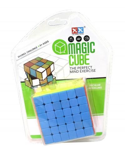 Кубик-логика 8816-3/36-3 6*6, на блистере 19*14*3,5см