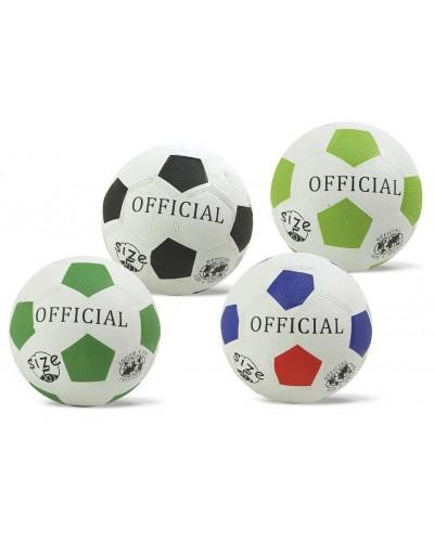 Мяч футбол FB0108 450 гр резиновый размер №5