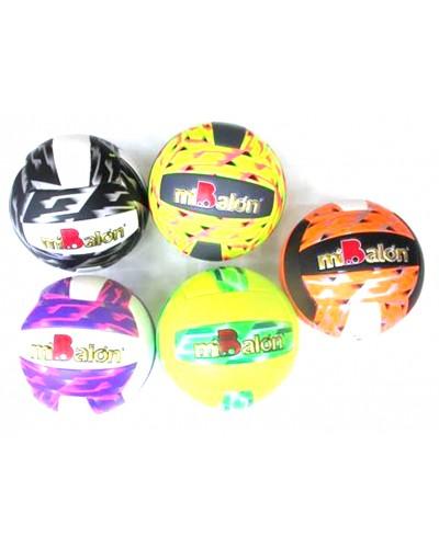Мяч волейбол F17495 5 цв, 280 гр, размер №5