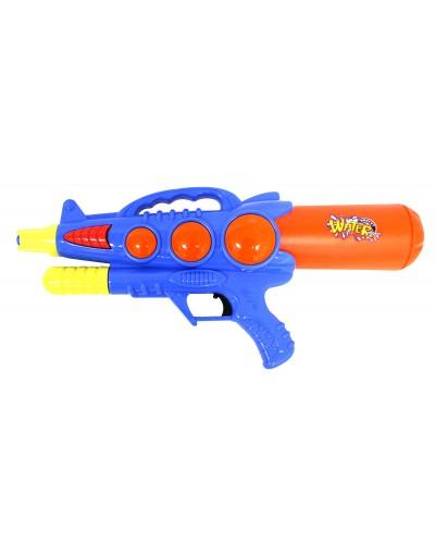Водный пистолет A-164C с насосом, в пакете 45*20,5*8,5см