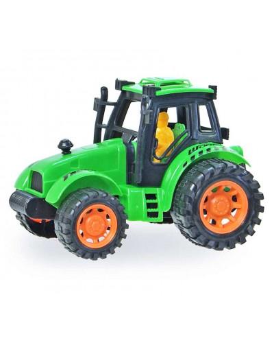 Трактор инерц. 358-3 в пакете 24,5*11*17см