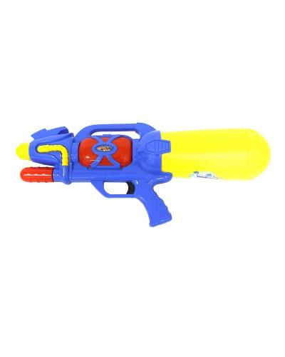 Водный пистолет A-156C с насосом, в пакете 56*23,5*11см