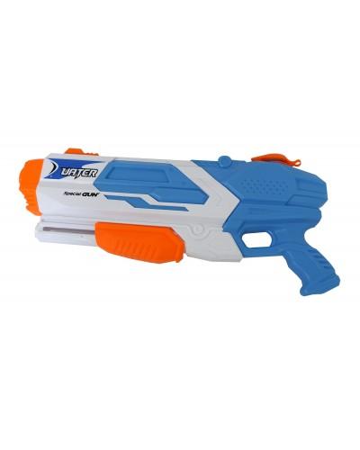 Водный пистолет XD11 с насосом, в пакете 43*19*6см