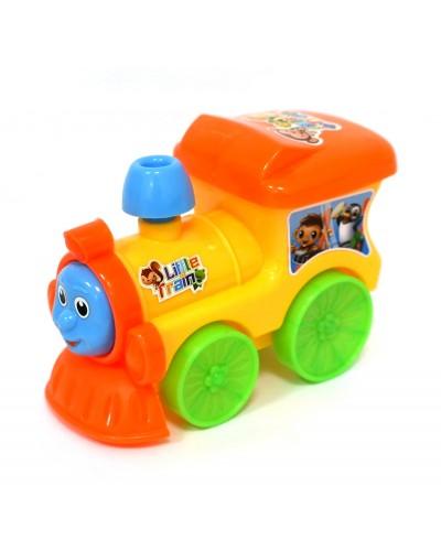 Муз. паровоз 209  2 цвета