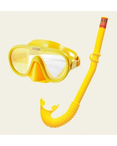 Набор для плавания 55642 трубка, маска, от 8 лет