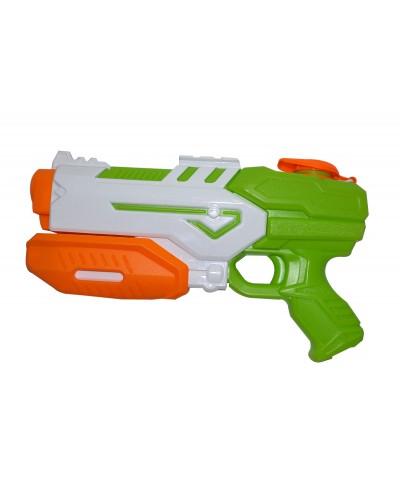 Водный пистолет XD12 с насосом, в пакете 28*16*5см