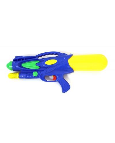 Водный пистолет LD-787A с насосом, в пакете 48,5*22*8см