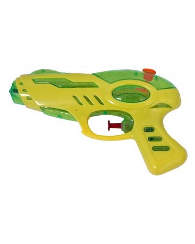 Водный пистолет XD08 в пакете 18*10,5*2см