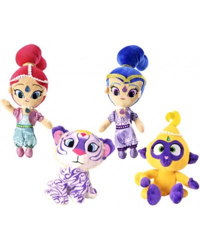 "Кукла мягкая""SS""CEL-189 4 вида, в пакете 52*39см, кукла - 30 см"