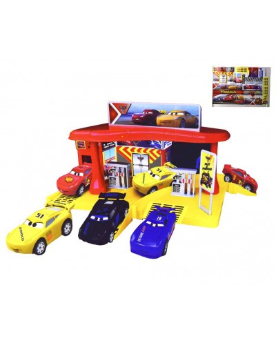 Паркинг  660-A111 в коробке 40,5*26,5*8 см