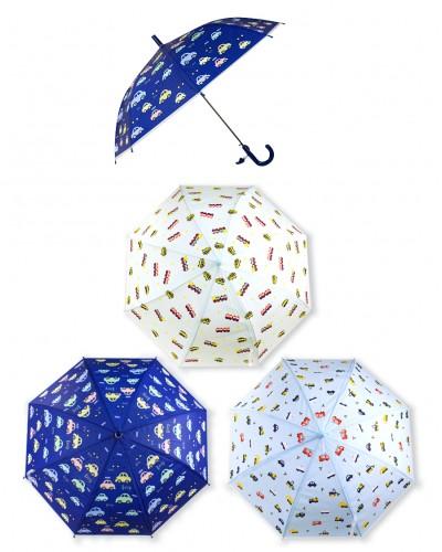 """Зонт """"Машинки"""" UM5492 3 цвета, 67см"""