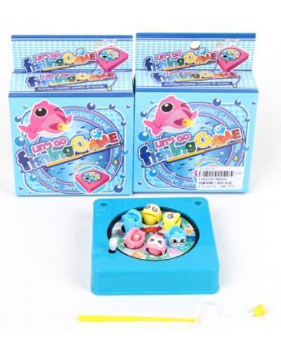 Рыбалка батар. B8006 в коробке 10*3,5*13,5 см