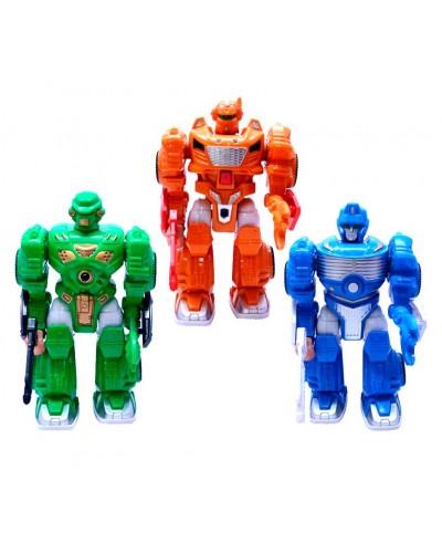 Робот батар. 7M-412/3/4  3 вида в кор. 24*16.5*11см