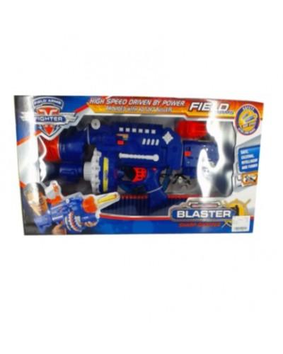 Бластер SB245 с поролон. снарядами, в коробке  61*31*15cм
