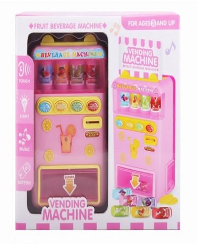 Автомат с газировкой 978-11 свет, музыка, в кор. 27,5*26*10,5 см