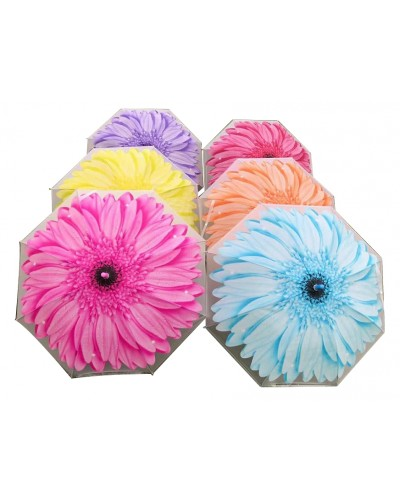 "Зонт ""Цветок"" UM5121 4 цвета, 67см"