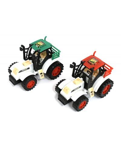 Трактор 1035A 2 цвета, в пакете 14*8,5*9см
