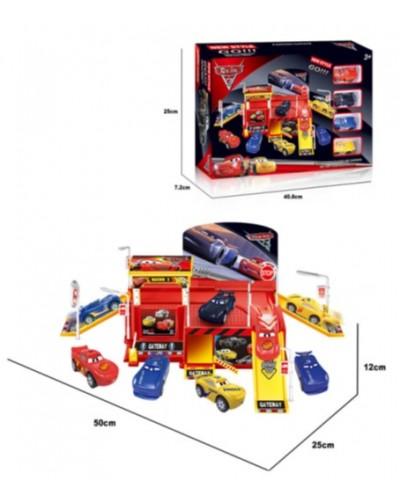 Паркинг 660-A109 в коробке 40,5*25*7 см