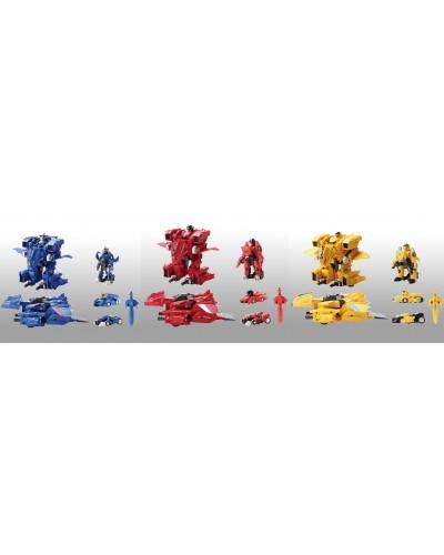 Игровой набор 6122-1/2/3, 3 цвета в кор. 38*16.5*25см