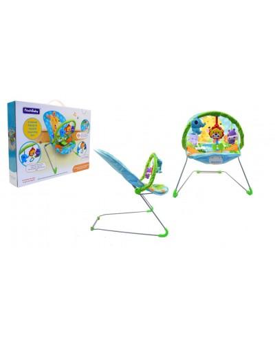 Кресло-качалка 8611 размер 54*40,5*57,5 см, в коробке 54*9*39см