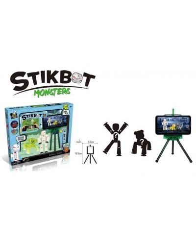 Набор для анимации JM-03Q экран, 2 фигуры, в коробке 23*19*3,5см