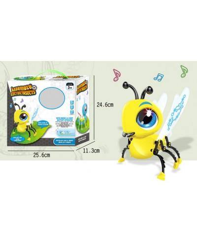 Интерактивное животное 812 (1873642) Пчела, батар., звук, свет, движение, в коробке 25*11*24см