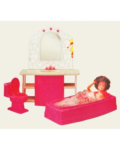 """Мебель """"Gloria"""" 94013 для ванной, в кор. 28*7*19 см"""