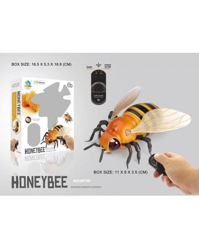 Животное на р/у 9923 Пчела, пульт, в кор. 17*5*19см